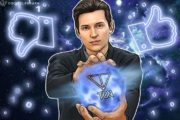 'Anonymous Sources': Telegram Launches 'Secret' Second Presale, $850 Mln To Be Raised