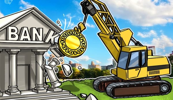 Cryptocurrencies vs. Banks: Advantage of Decentralized Financial Systems