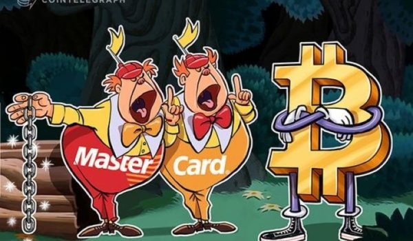 MasterCard Open To 'Not Anonymous', State-Issued Cryptocurrencies, All Others 'Junk'