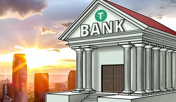 Tether Bank Statements 'Suggest' Company Has Full Fiat Reserves: Bloomberg
