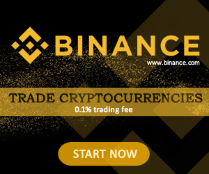 Binance - Trade Cryptocurrencies .1% trading fee.