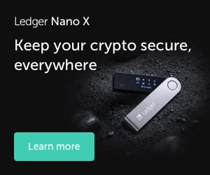 Ledger Nano X - Keep your crypto secure, everywhere.