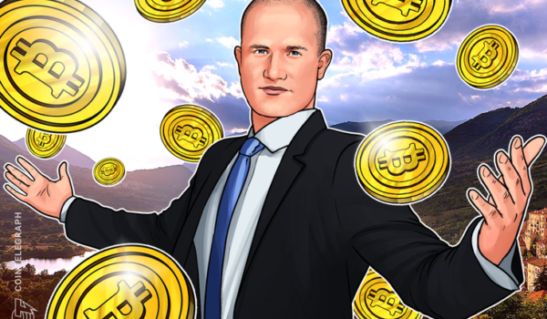 Coinbase CEO: Institutions Depositing $200-400M Into Crypto Per Week
