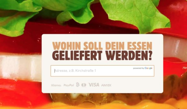 Burger King Lets You Pay Your Way in Germany — With Bitcoin