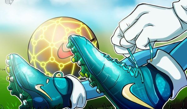 Nike Explores Blockchain for Supply Chain Data Collection