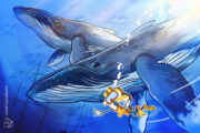 As Bitcoin price staggers, 'whale' wallets may be becoming an endangered species