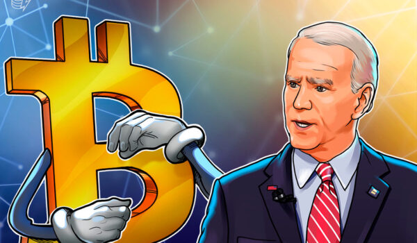 Bitcoin tackles $40,000 as Biden unveils new $6 trillion federal spending budget