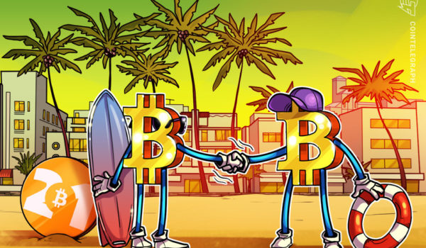 Bitcoin 2021 Miami continues with Tony Hawk, Kevin O'Leary and more