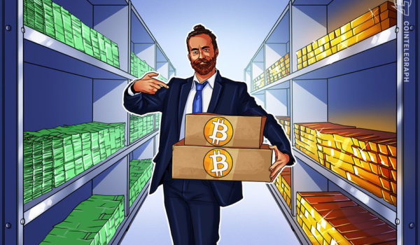 Diversification into Bitcoin a 'prudent move,' says Bloomberg strategist