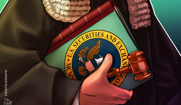 SEC Chairman says cryptocurrency falls under security-based swaps rules
